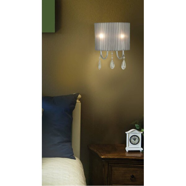 Arpeggio 2-Light Flush Mount by Wildon Home ®
