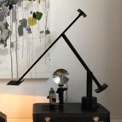 Tizio 22'' Desk Lamp by Artemide