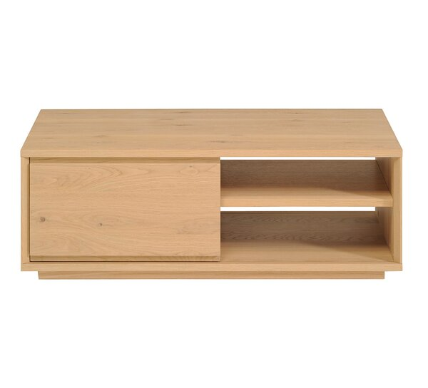 Review Lorinda Solid Wood TV Stand For TVs Up To 49