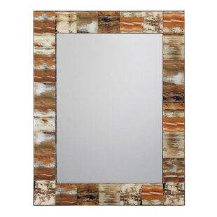 Looking for Dionara Rectangle Bathroom/Vanity Wall Mirror ByWorld Menagerie