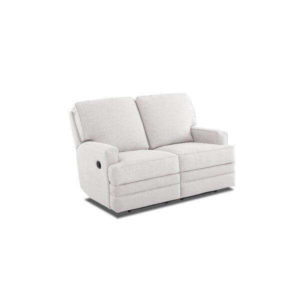 Kaiya Reclining Loveseat by Wayfair Custom Upholstery™