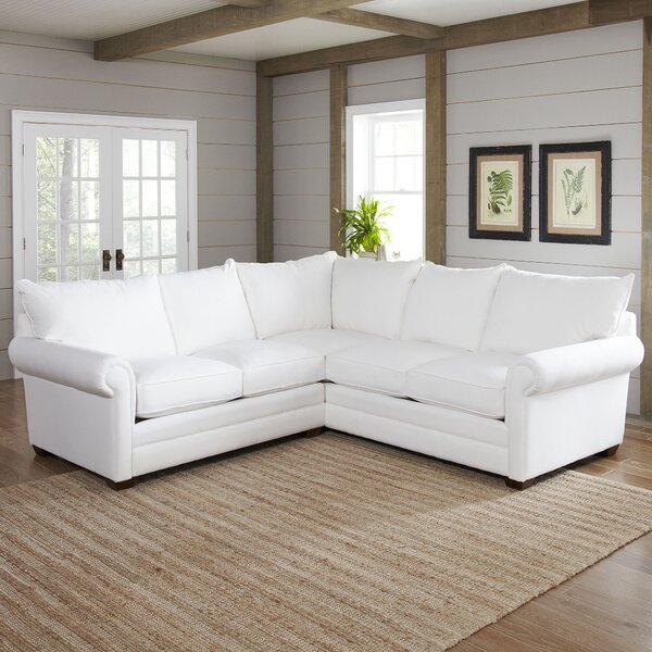 Gunnel L-Shaped Sectional By Birch Lane™ Heritage