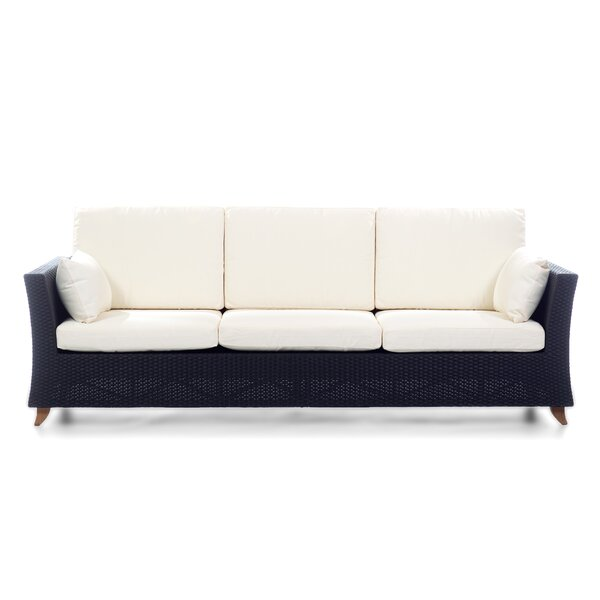 Deep Seating Sofa with Cushions by All Things Cedar