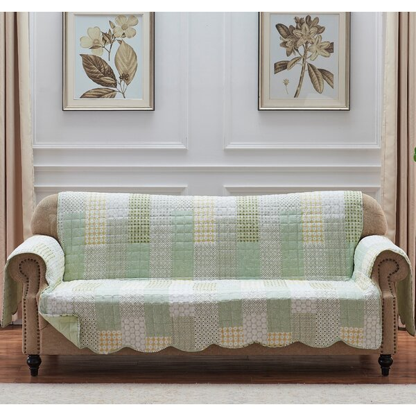 Juniper Sofa Slipcover by August Grove