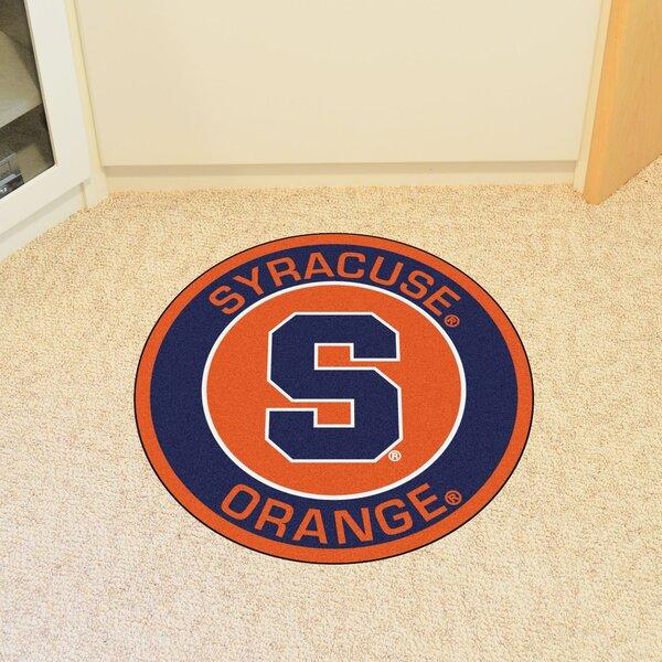 NCAA Syracuse University Roundel Mat by FANMATS