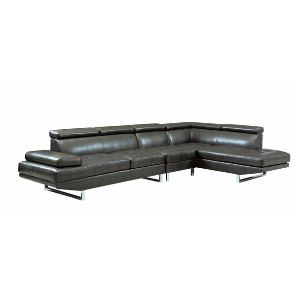 Browse Our Full Selection Of Berg Right Hand Facing Sectional by Wade Logan by Wade Logan