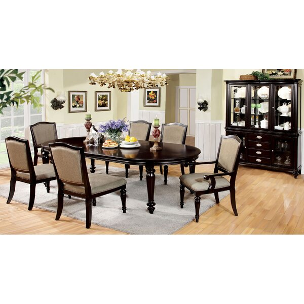 Cliffe 7 Piece Dining Set by Astoria Grand