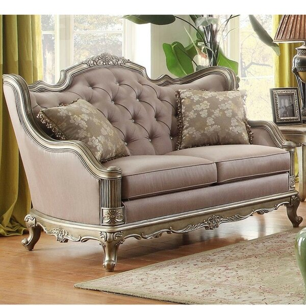 Whittier Loveseat by Astoria Grand