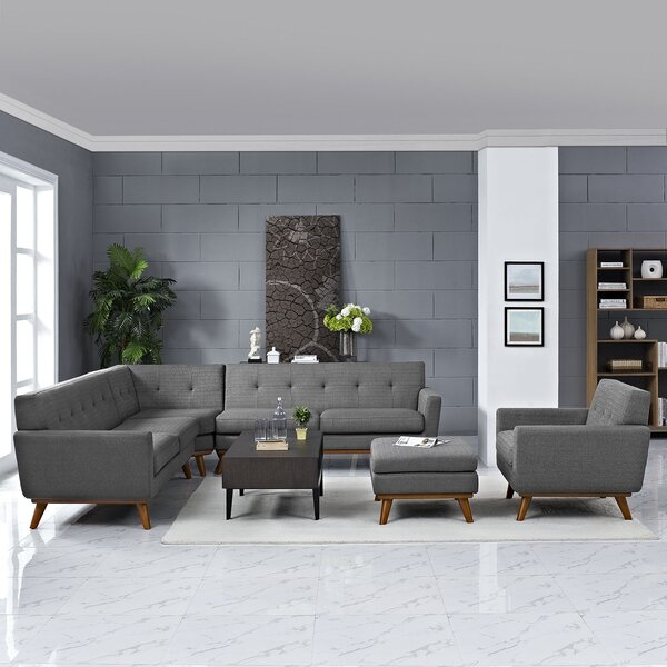 Saginaw 2 Piece Living Room Set by Corrigan Studio