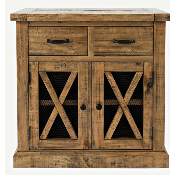 Thame 2 Door Accent Cabinet by Loon Peak Loon Peak