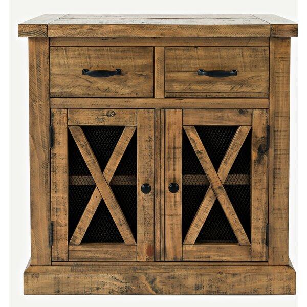 Thame 2 Door Accent Cabinet by Loon Peak Loon Peak