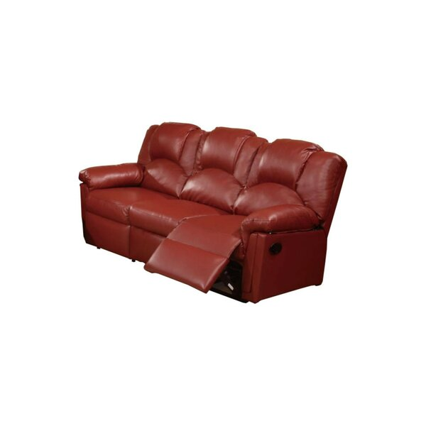Lacluta Reclining Sofa by Alcott Hill