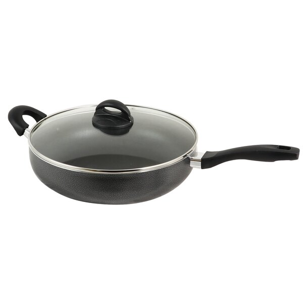 Oster Clairborne Saute Pan with Lid by Coca Cola