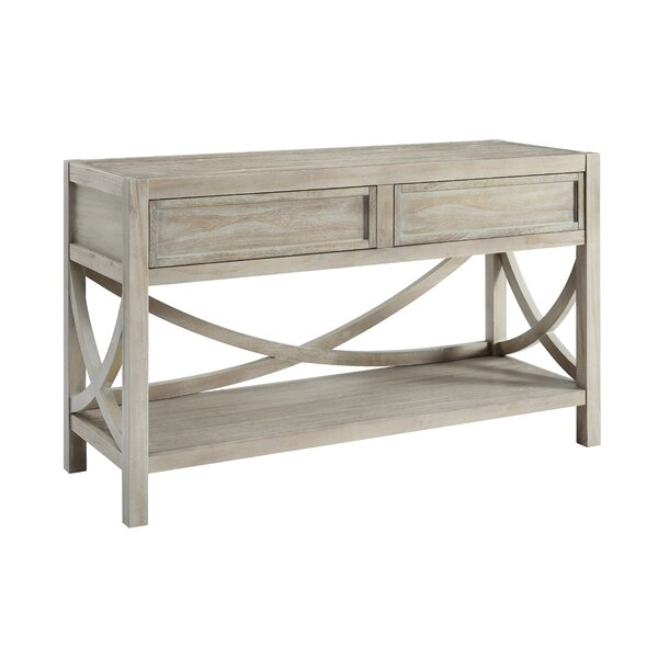 Review Tippett Console Table