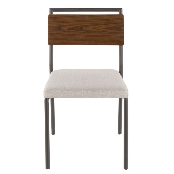 Nava Upholstered Dining Chair (Set Of 2) By Union Rustic
