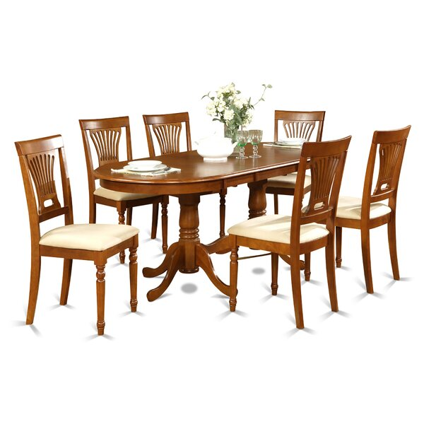 Fresh Germantown 7 Piece Dining Set By Darby Home Co 2019 Sale