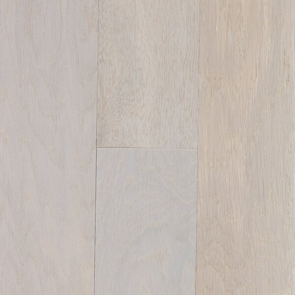 Café Nation 5 Engineered Oak Hardwood Flooring in Froth White by Mohawk Flooring