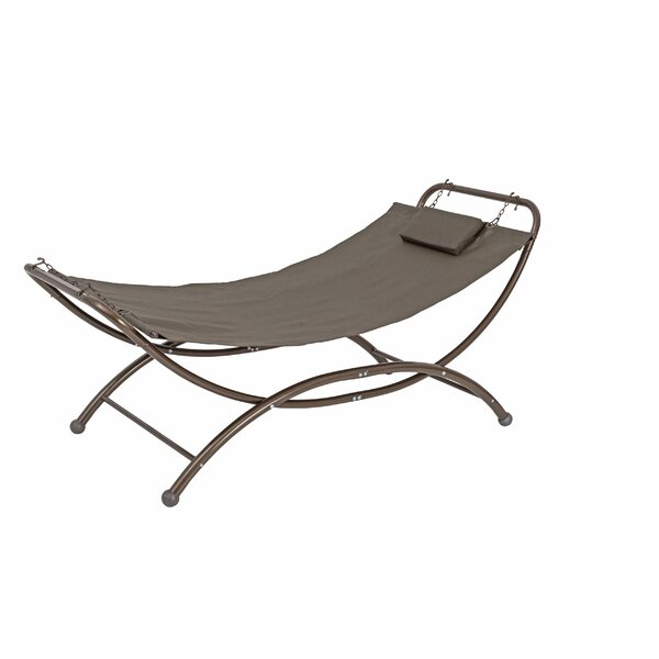 Wendover Standing Polyester Hammock with Stand by Freeport Park