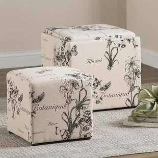 Tremendous Laureole Storage Ottoman Gmtry Best Dining Table And Chair Ideas Images Gmtryco