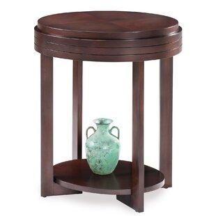 Savings Apple Valley End Table By Charlton Home