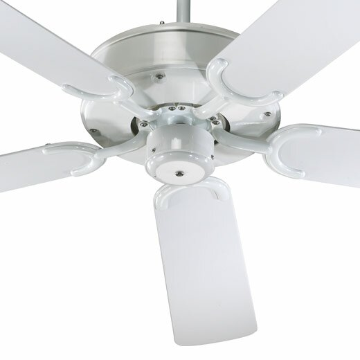 52 All-Weather Allure 5-Blade Patio Ceiling Fan by Quorum