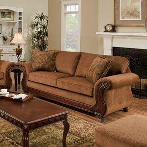 Mongo Sofa by Brady Furniture Industries