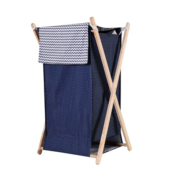 Perfectly Pretty Laundry Hamper by Trend Lab