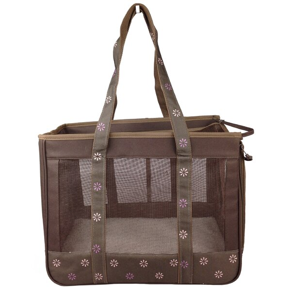 Brule Surround View Posh Fashion Pet Carrier by Tucker Murphy Pet