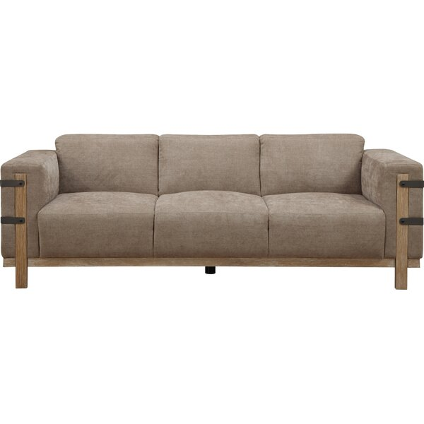 Straub Rustic Sofa by Mistana
