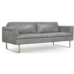 Gillham Leather Sofa