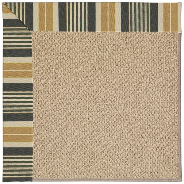 Lisle Machine Tufted Multi-colored Indoor/Outdoor Area Rug by Longshore Tides