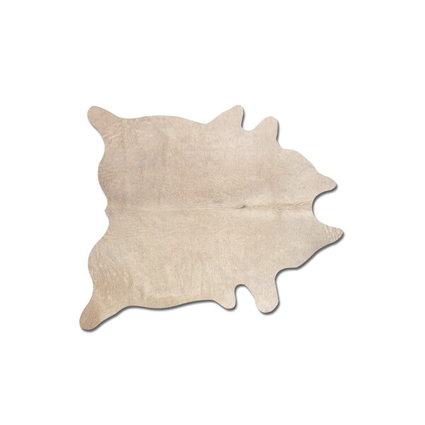 Callicoon Cowhide Area Rug by Foundry Select