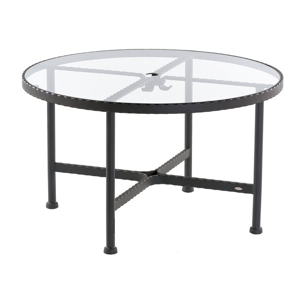 Aikens Glass Coffee Table by One Allium Way