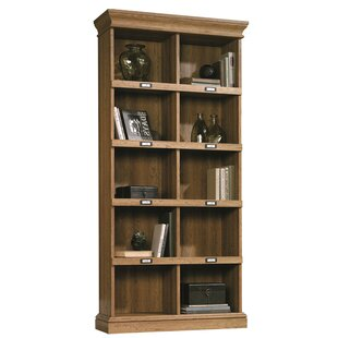 Bowerbank Standard Bookcase by Beachcrest Home