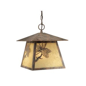 Josefina 2-Light Outdoor Pendant