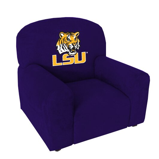 NCAA Stationary Kids Club Chair by Imperial International
