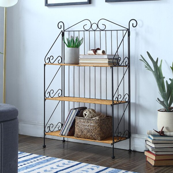 Sonia Etagere Bookcase by Winston Porter
