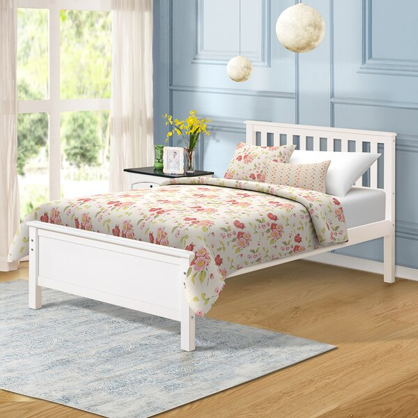 Robby Twin Platform Bed by Harriet Bee