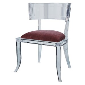 Klismos Acrylic Dining Chair