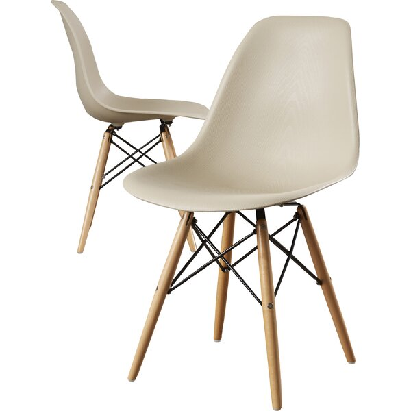 Best #1 Lemoyne Side Chair (Set Of 2) By Wade Logan Design