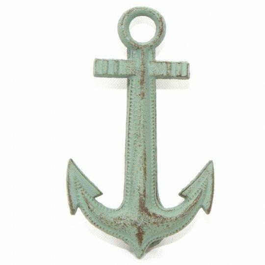 Cast Iron Anchor Door Knocker by Mr. MJs