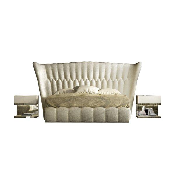 Longville King Other 4 Piece Bedroom Set by Mercer41
