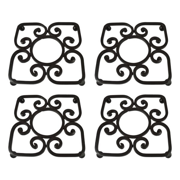 Trivet (Set of 4) by Fleur De Lis Living