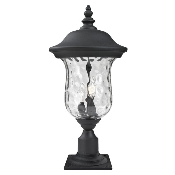 Cashwell Traditional Outdoor 2-Light Pier Mount Light by Darby Home Co