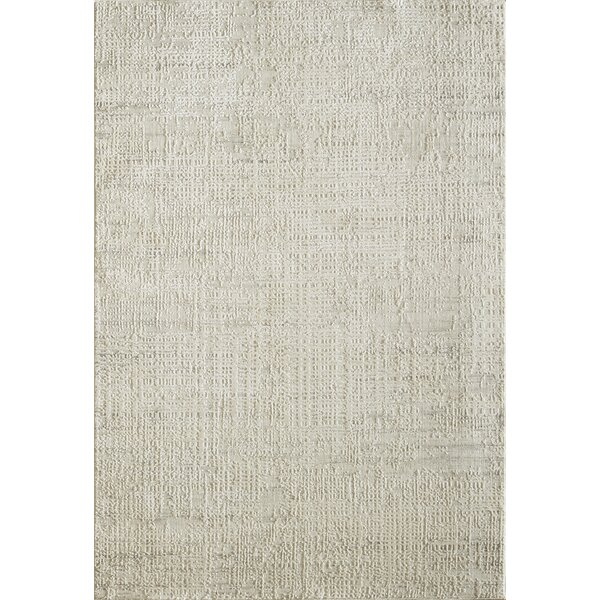 Caddie Beige Area Rug by Ophelia & Co.