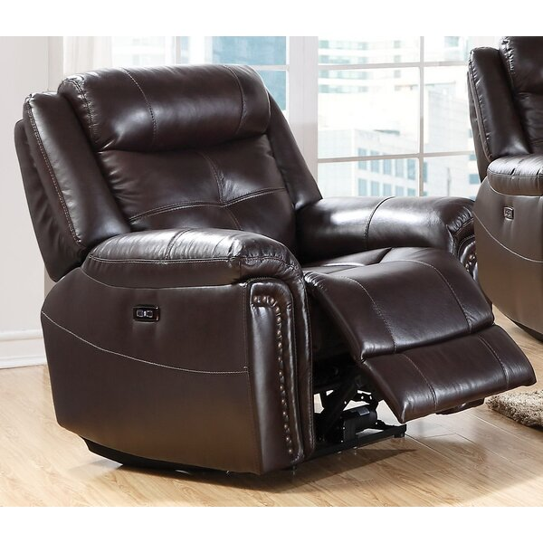 Henry Street Power Glider Recliner by Red Barrel Studio
