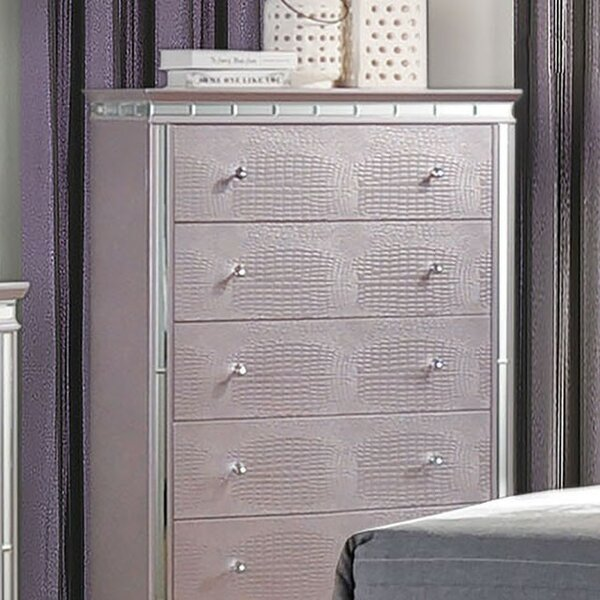 Askerby 5 Drawer Chest by House of Hampton