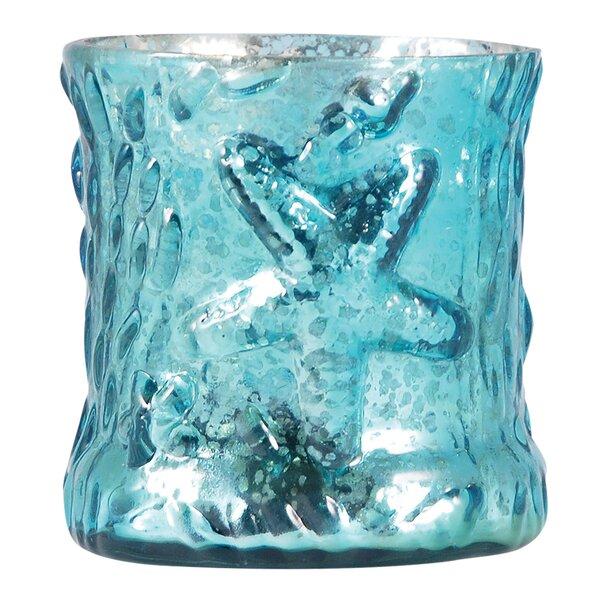 Glass Votive Holder by Highland Dunes