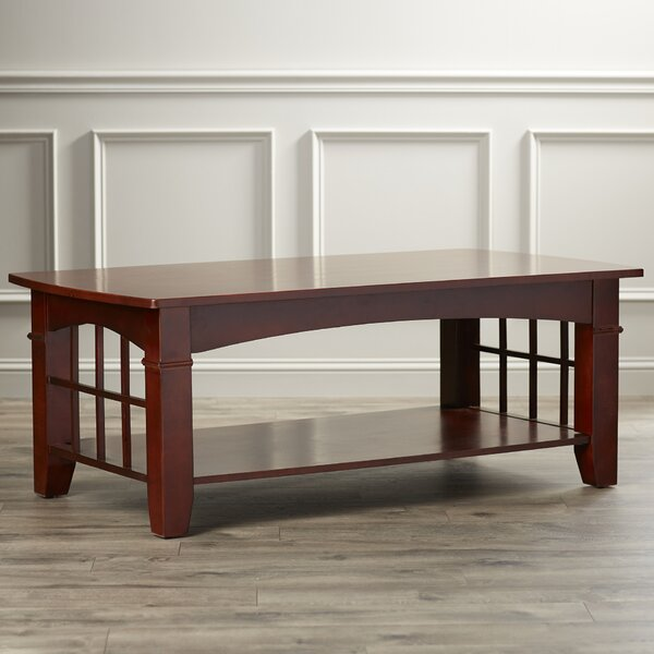 Sunnydale Coffee Table by Alcott Hill