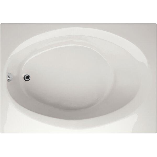 Designer Ovation 72 x 42 Soaking Bathtub by Hydro Systems